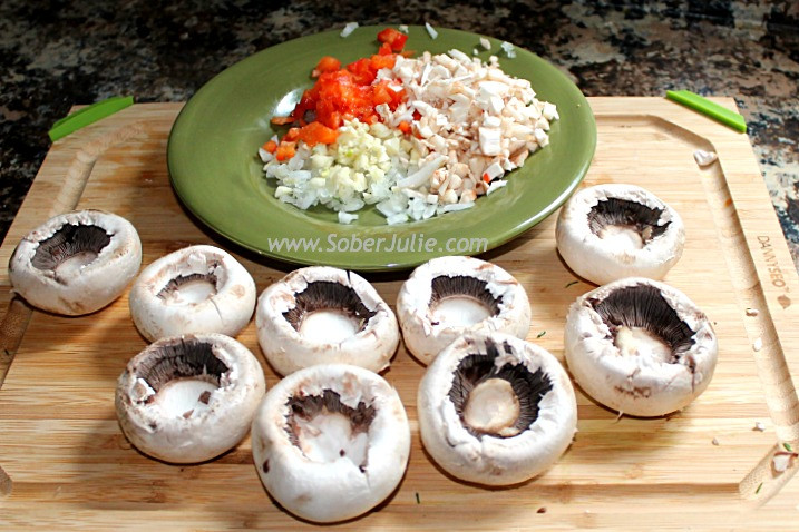 Stuffed Mushroom Caps  Stuffed Mushrooms Impress Your Guests