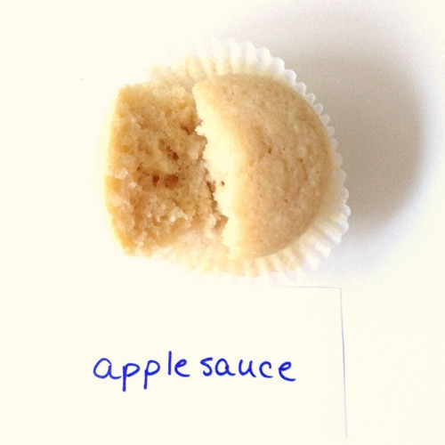 Substitute Applesauce For Eggs  Which egg substitute works best in baking cakes A 5th