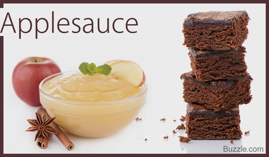 Substitute For Applesauce  Have You Tried These 7 Ve able Oil Substitutes for Brownies