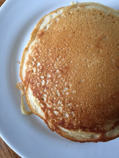Substitute For Eggs In Pancakes  applesauce substitute for eggs in pancakes