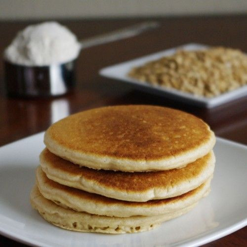 Substitute For Eggs In Pancakes  egg substitute in pancake recipe