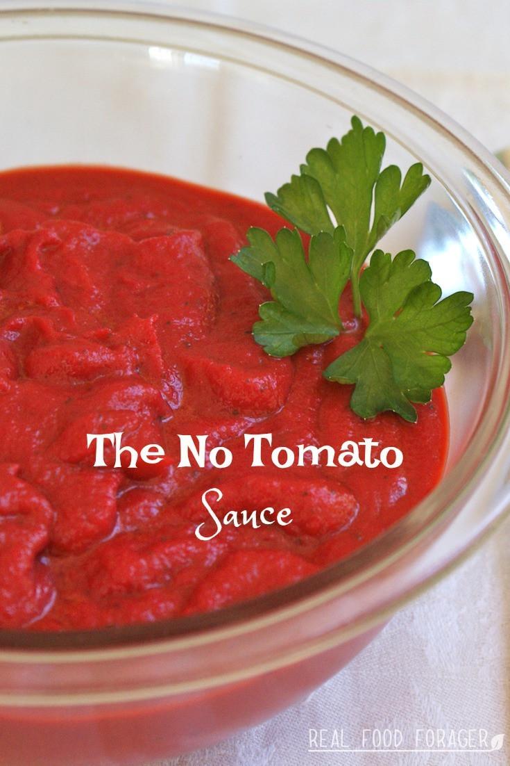 Substitute For Tomato Sauce  no tomato sauce substitute