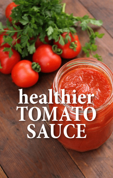 Substitute For Tomato Sauce  Dr Oz Healthy Sugar Substitutes Date Paste To Sweeten