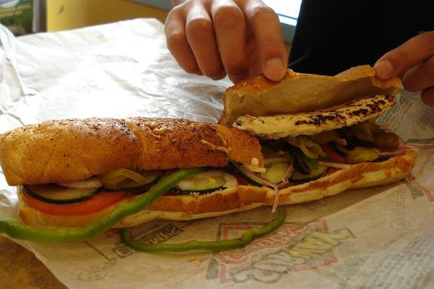 "Subway 6"" Oven Roasted Chicken  FAST FOOD WORKERS REVEAL WHAT YOU SHOULD NEVER ORDER"