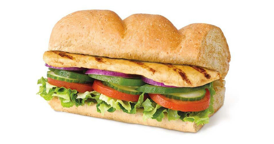 "Subway 6"" Oven Roasted Chicken  Subway Scandal Reminds That You Can t Trust Fast Food Chains"