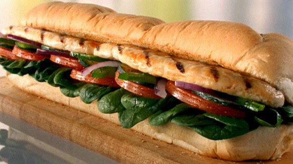 """Subway 6"""" Oven Roasted Chicken  Subway Thinks We Haven't Had Enough of the Oven Roasted"""