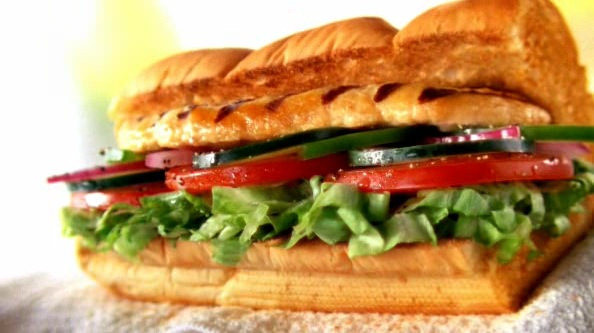 "Subway 6"" Oven Roasted Chicken  Subway's Highest Protein Per Dollar Item – Savvy Buck"