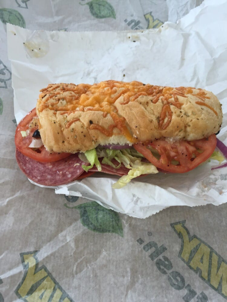 Subway Italian Bread  Subway Italian Herbs and Cheese Bread
