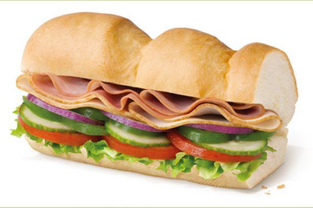 Subway Turkey Sandwiches  Subway offering customers free sandwiches on Valentine s