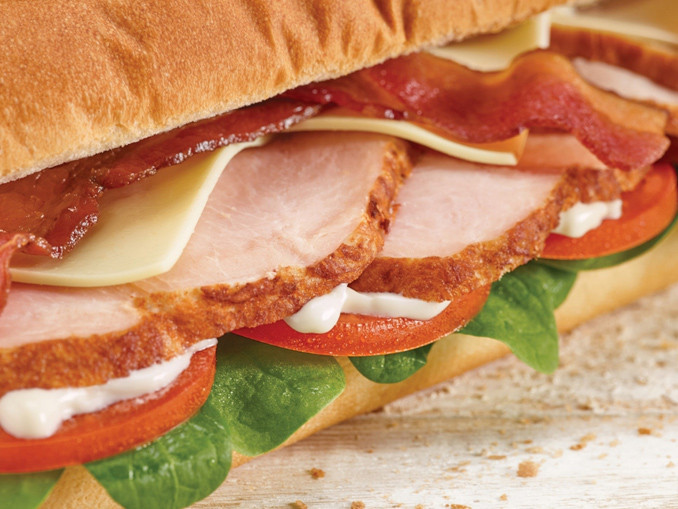 Subway Turkey Sandwiches  Subway launches Carved Turkey and Bacon sandwich for a