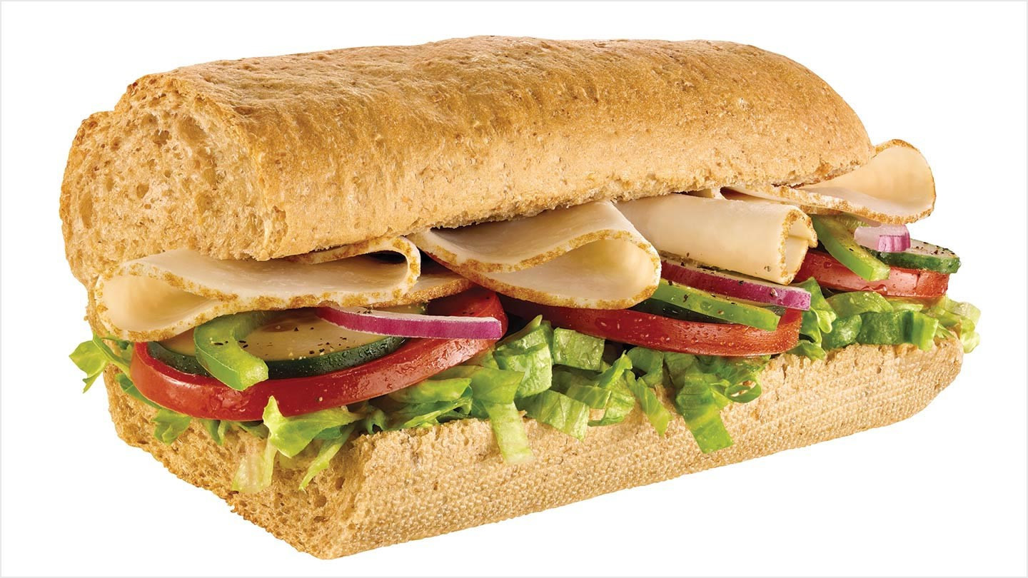 Subway Turkey Sandwiches  6 Things Dietitians Order at Subway