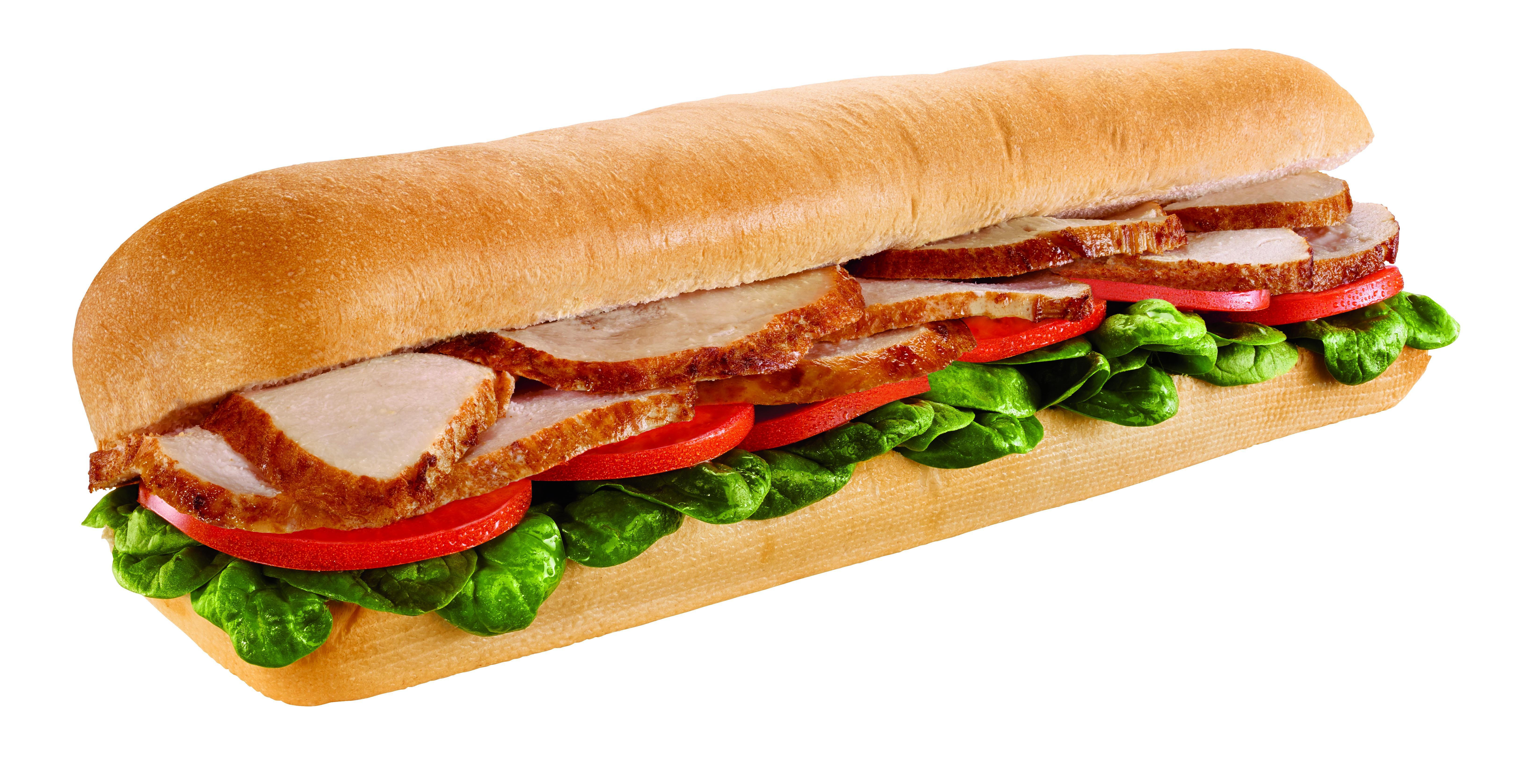 Subway Turkey Sandwiches  Thanksgiving es Early to Subway With New Carved Turkey