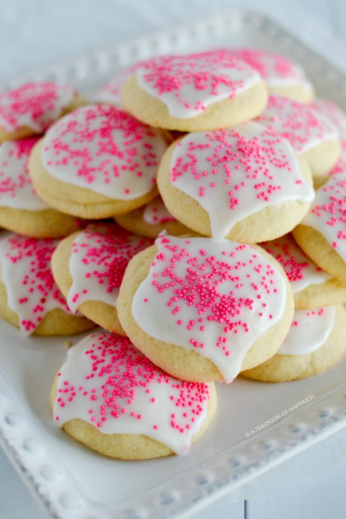 Sugar Cookies Soft  Super Soft Sugar Cookies Simply Whisked