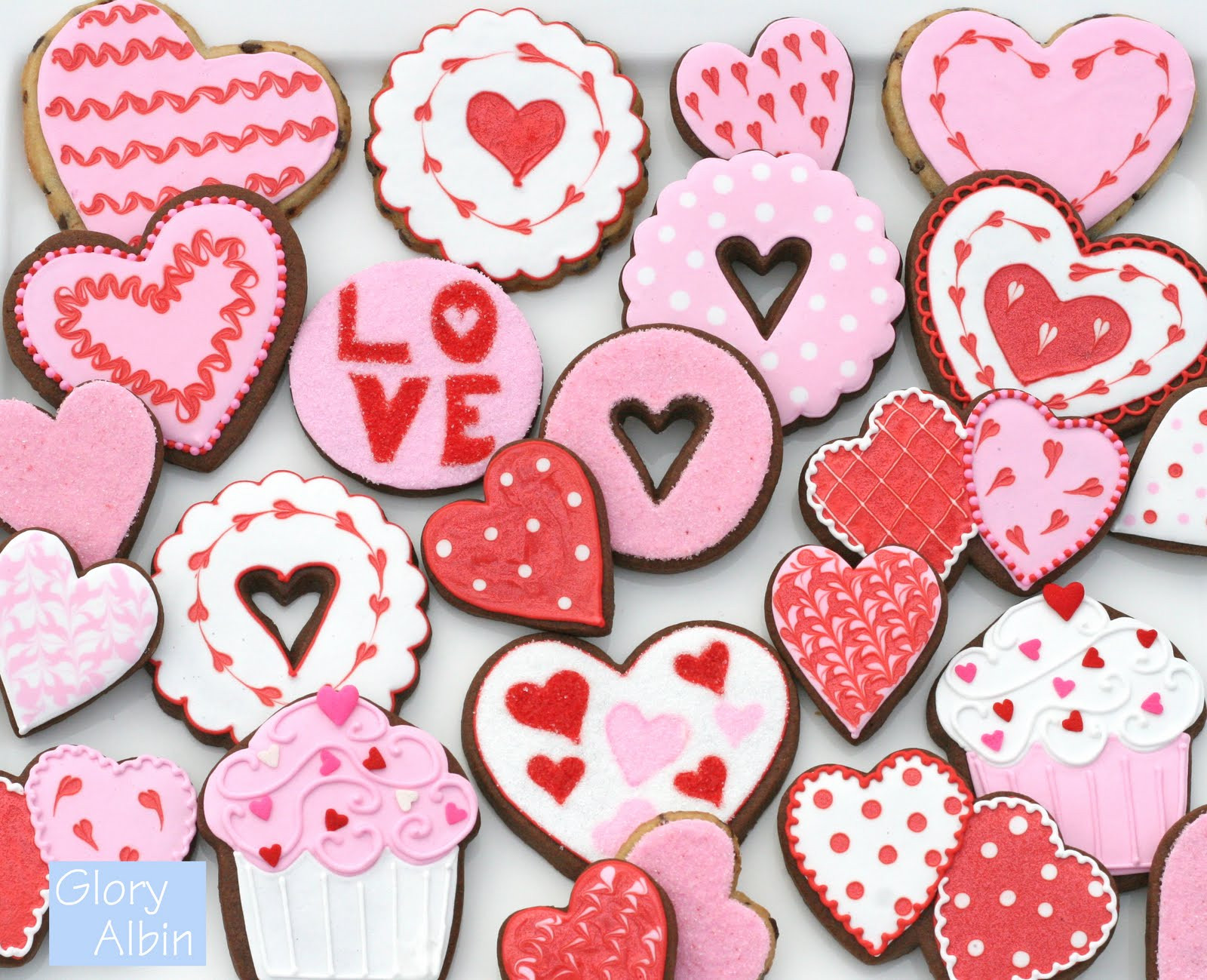 Sugar Cookies With Icing  Decorating Sugar Cookies with Royal Icing – Glorious Treats