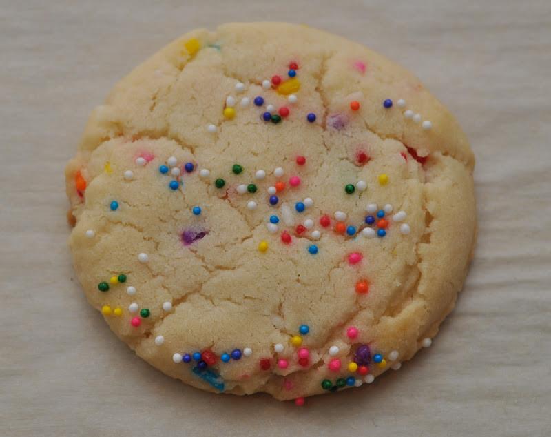 Sugar Cookies With Sprinkles  tease spoon of sugar Sprinkle Sugar Cookies