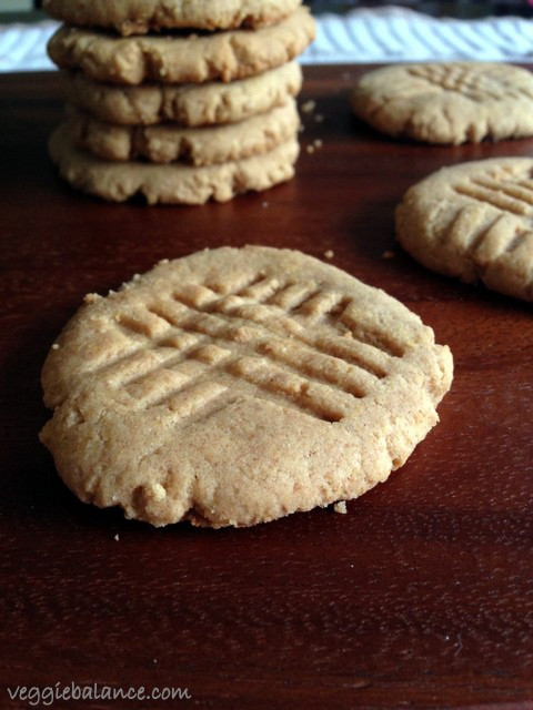 Sugar Cookies Without Butter  Skinny Peanut Butter Cookies Gluten Free Recipes