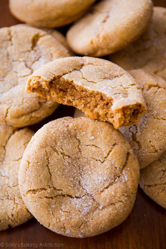 Sugar Cookies Without Butter  peanut butter cookies without eggs or brown sugar