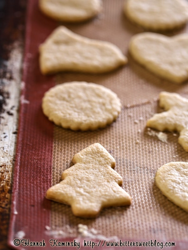 Sugar Cookies Without Butter  How to Make Cookies Without Butter FamilyNano
