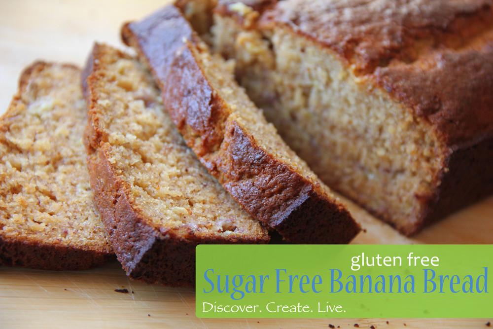 Sugar Free Banana Bread  Perfect Banana Bread