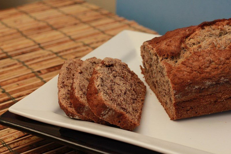 Sugar Free Banana Bread  A Sugar Free Banana Bread For The Ages SweetSmarts