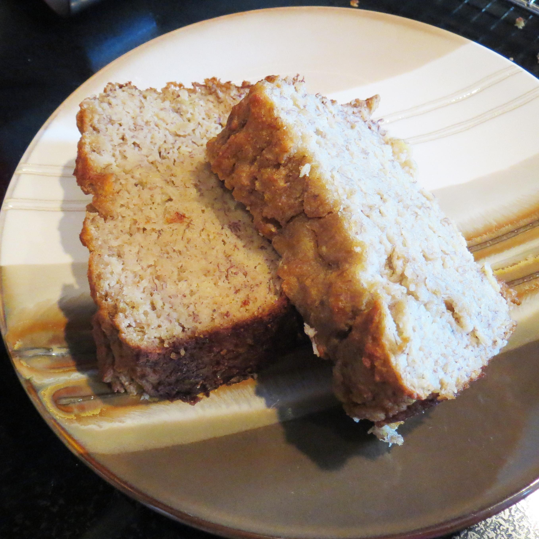 Sugar Free Banana Bread  Sugar Free Banana Bread