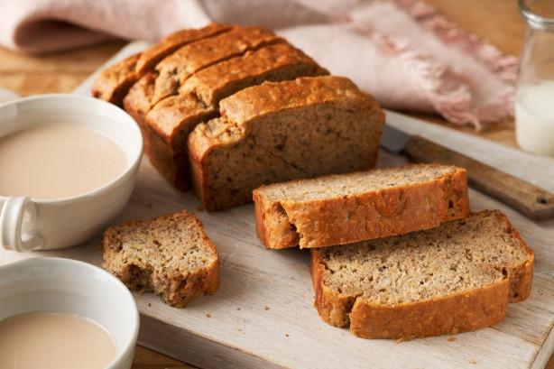 Sugar Free Banana Bread  Sugar free Banana Bread Recipe Taste
