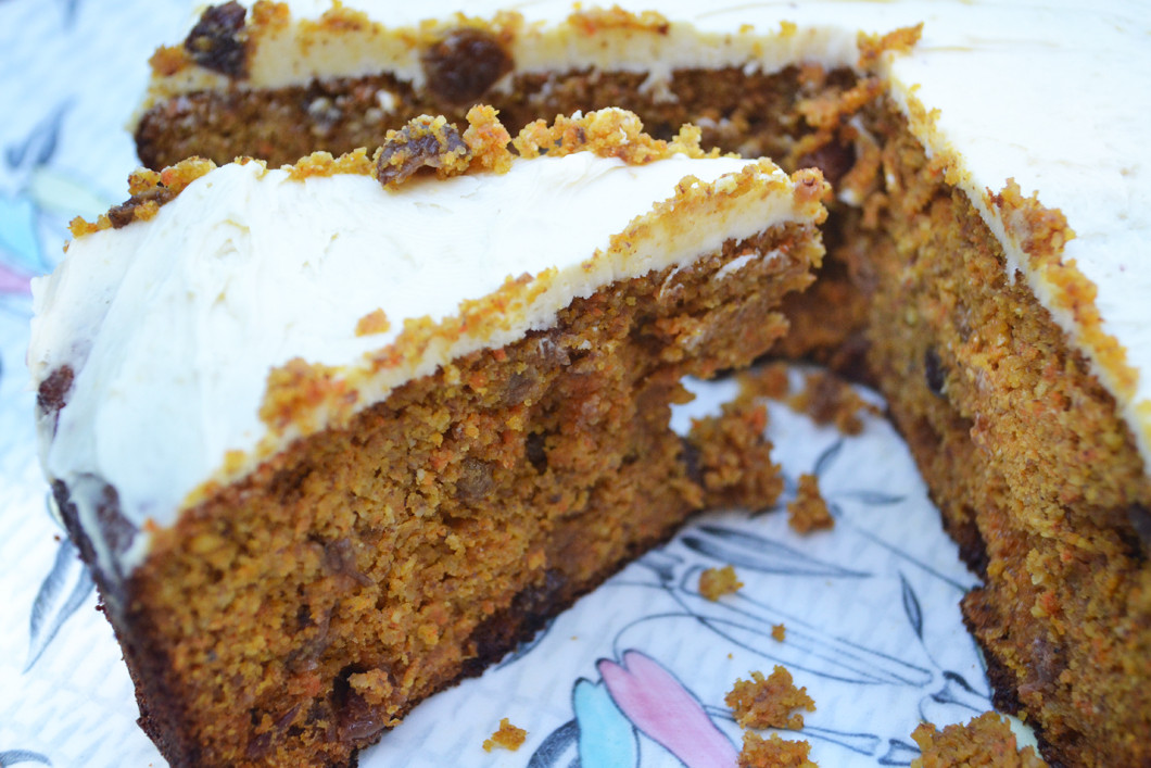 Sugar Free Cake Recipe  Wheat and Refined Sugar Free Carrot Cake Recipe • Checks