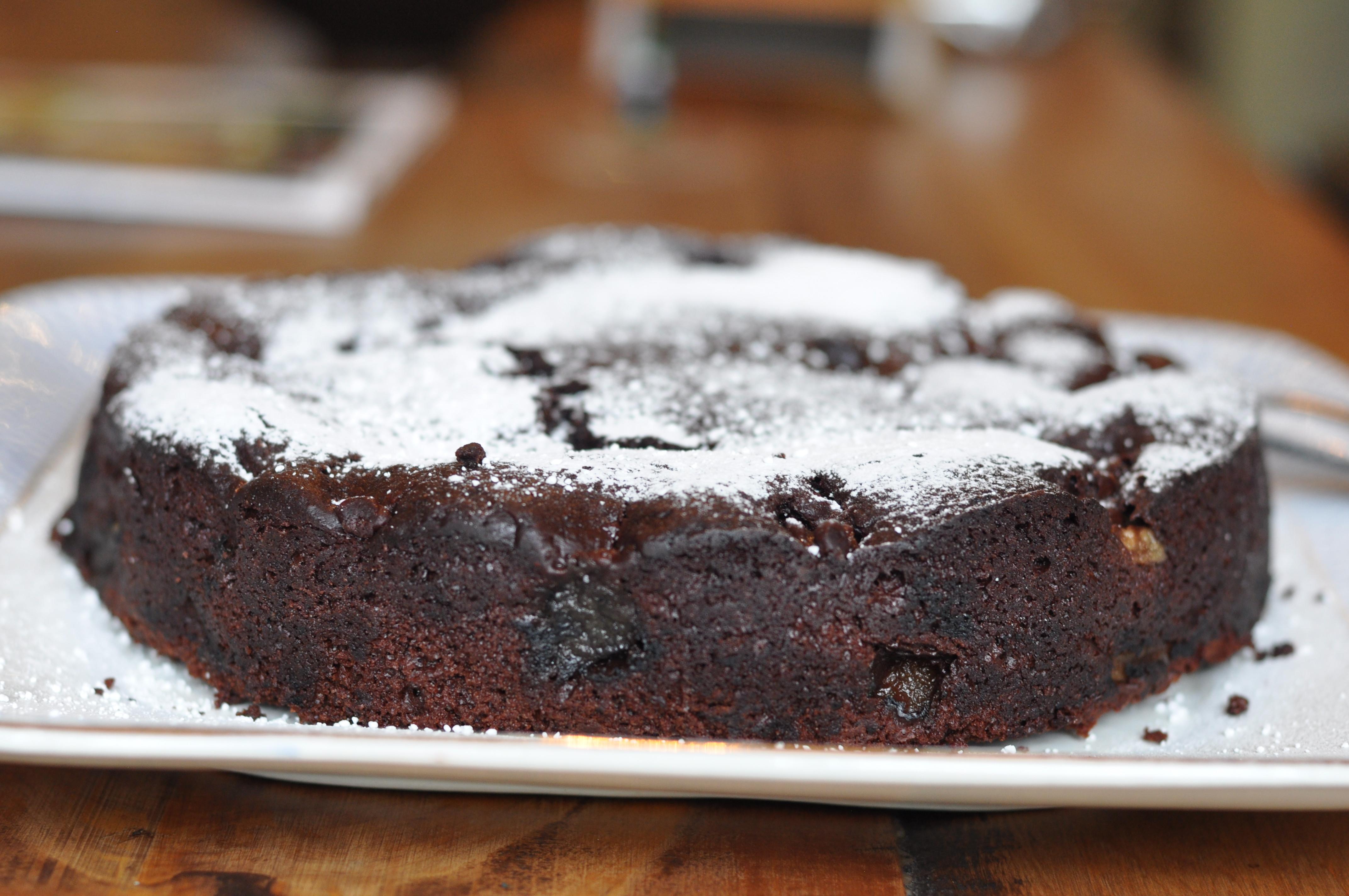 Sugar Free Chocolate Cake  Sugar free chocolate and pear cake recipe