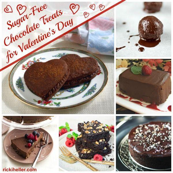 Sugar Free Chocolate Desserts  50 Vegan sugar free gluten free chocolate recipes