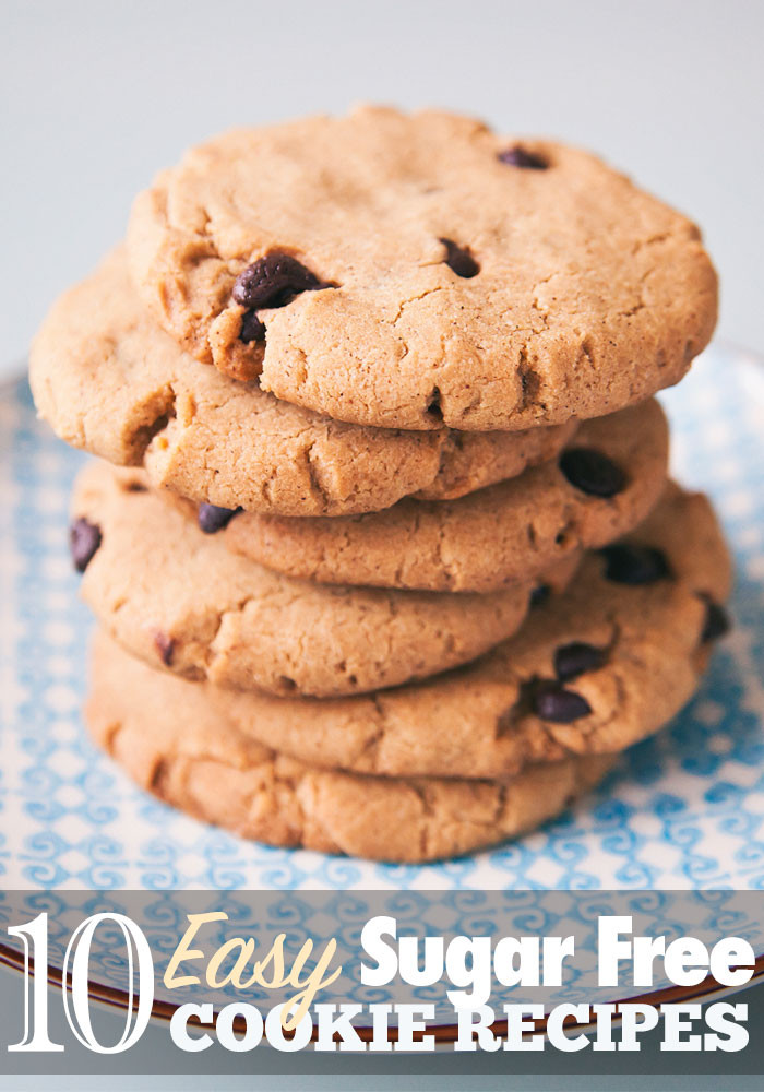 Sugar Free Cookies  10 Easy Sugar Free Cookie Recipes