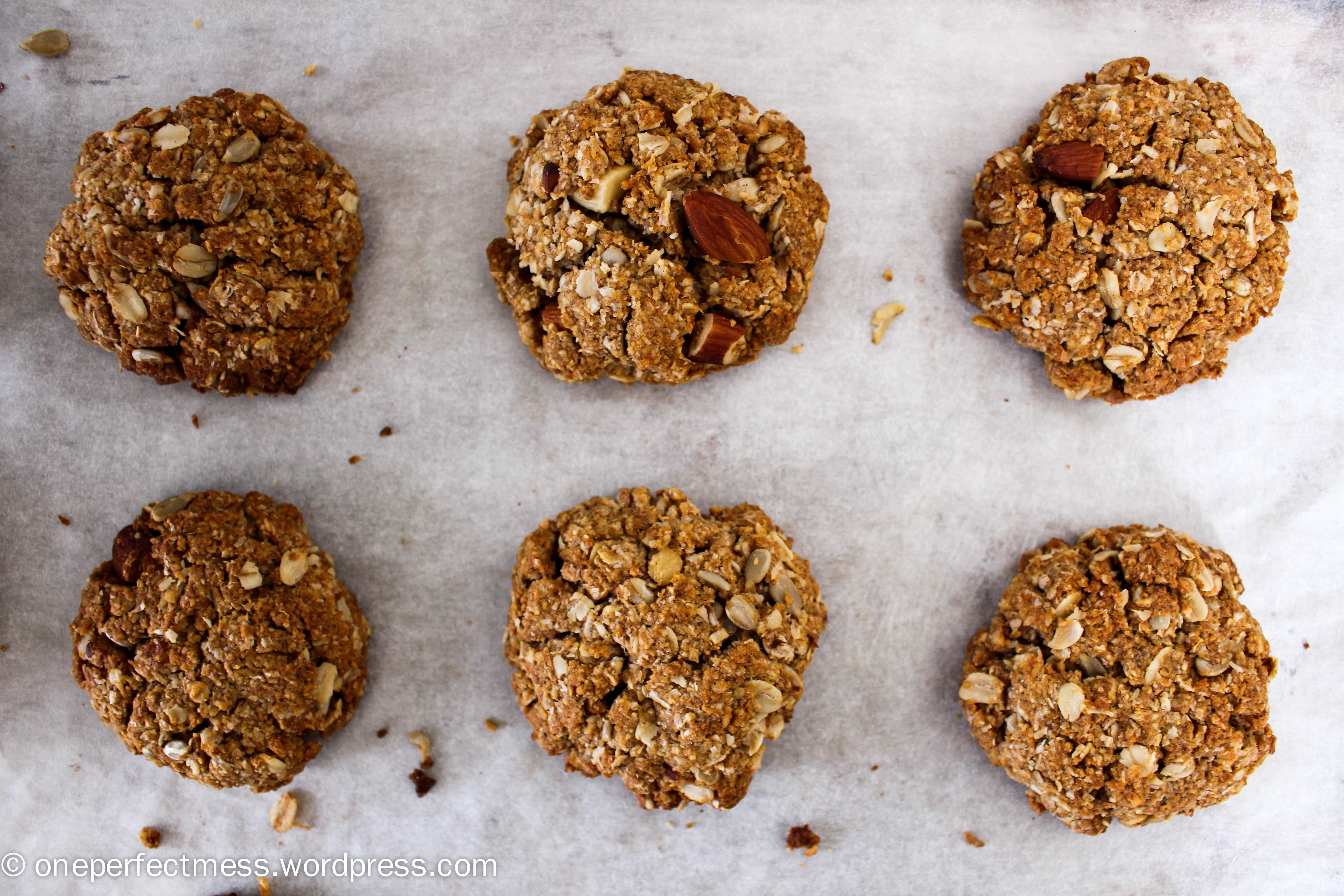 Sugar Free Cookies  Healthy Muesli Cookies Sugar Free