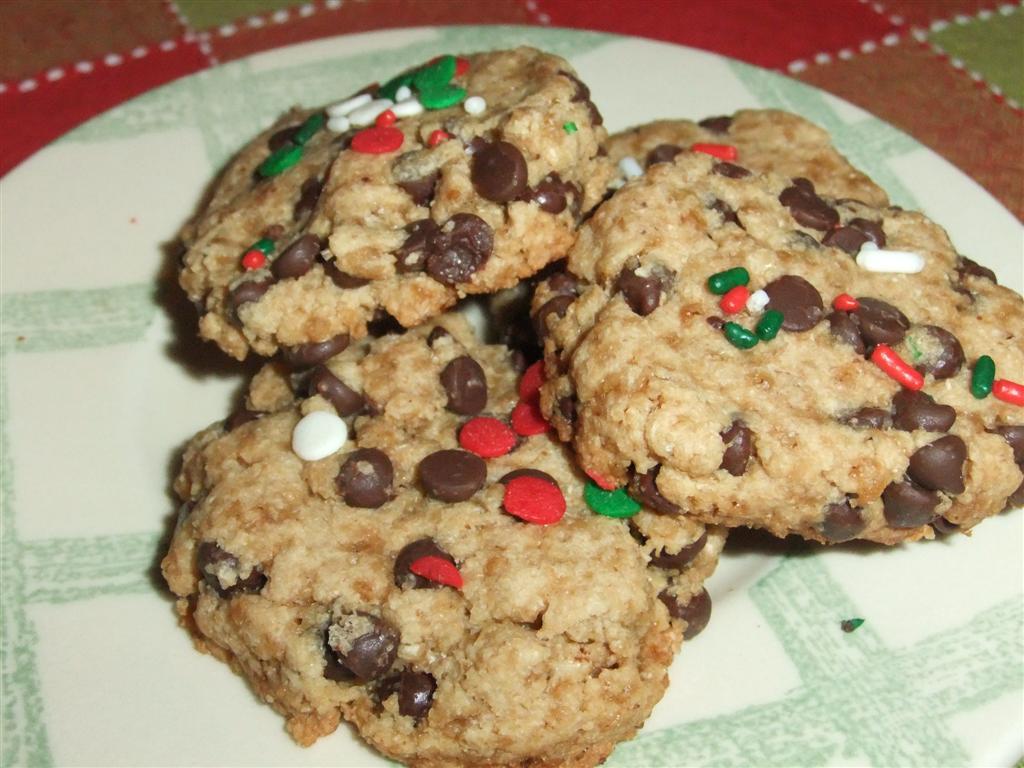 Sugar Free Cookies  Chocolate Chip Refined Sugar Free Cookies