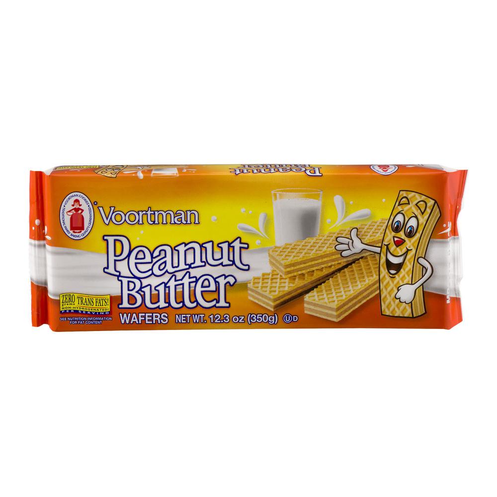 Sugar Free Cookies Walmart  Voortman Sugar Free Vanilla Wafers 9 0 OZ Walmart