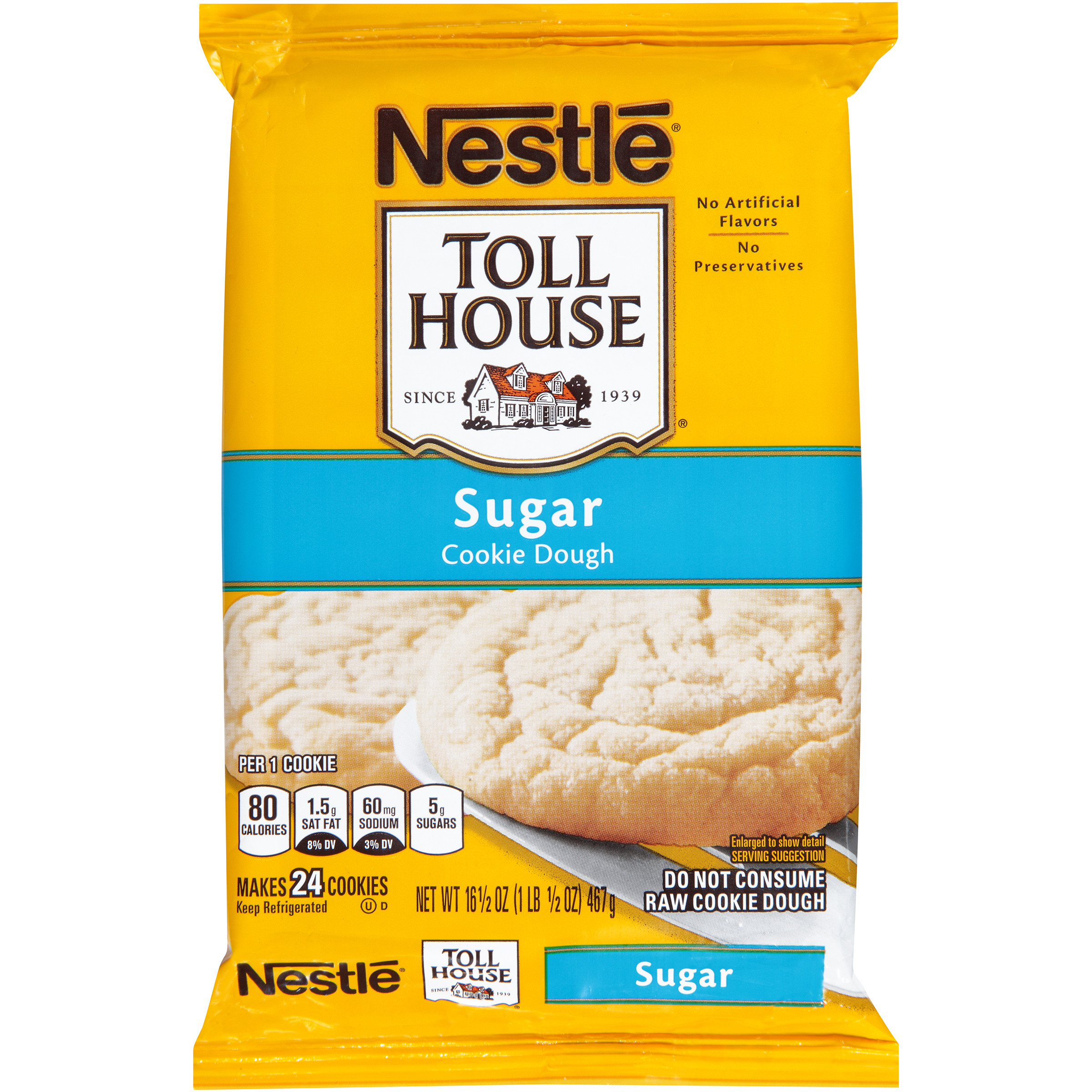 Sugar Free Cookies Walmart  The Bakery Pink Frosted Sugar Cookies 10 count 13 5 oz