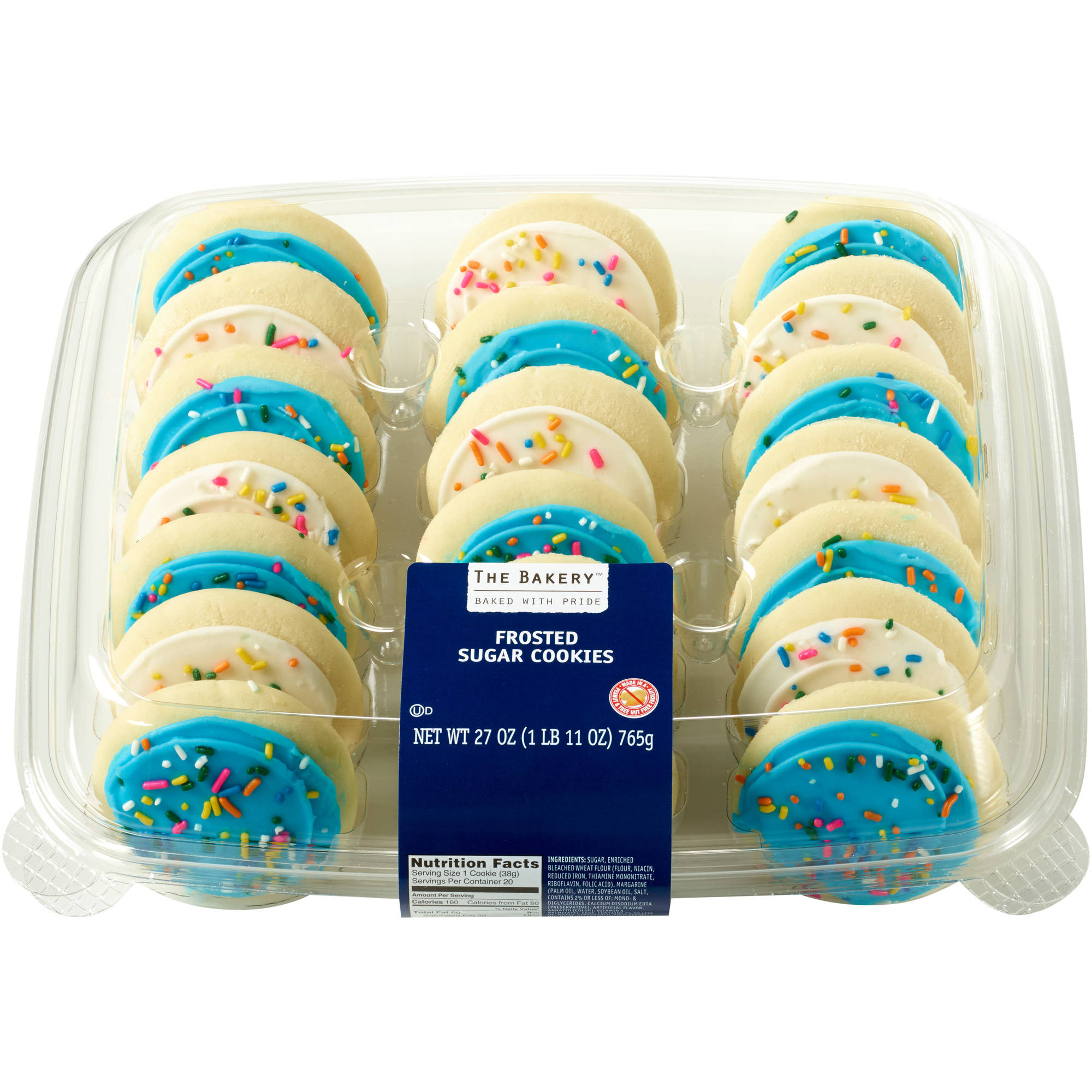 Sugar Free Cookies Walmart  Keebler Simply Made Butter Cookies 10 oz Pack Walmart