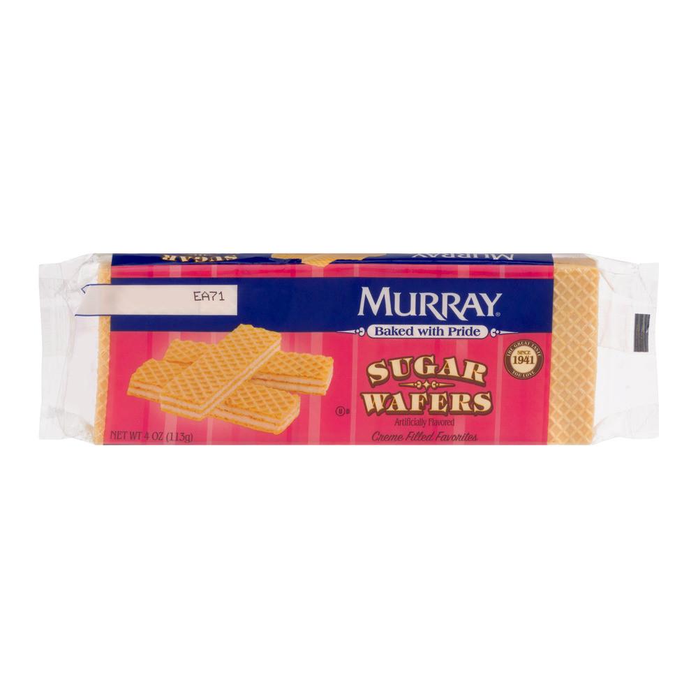 Sugar Free Cookies Walmart  Murray Sugar Free Lemon Cremes Sandwich Cookies 6 5 oz