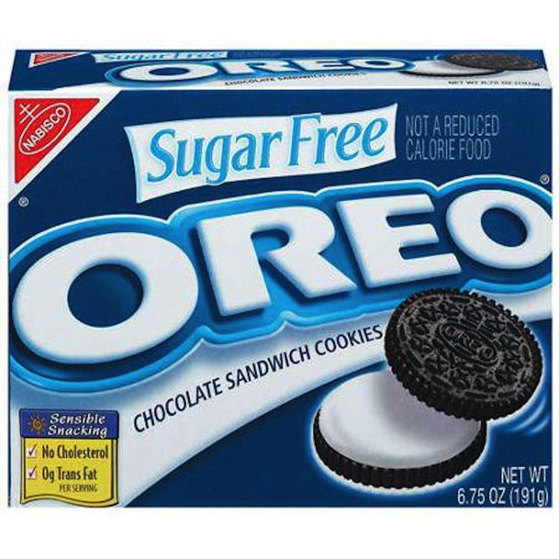 Sugar Free Cookies Walmart  Review of Nabisco Sugar Free Oreos Cookies