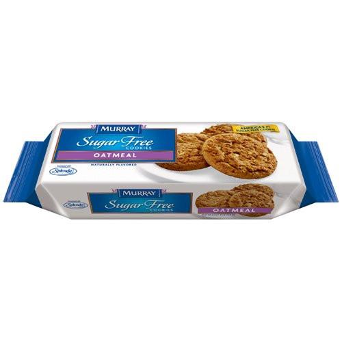 Sugar Free Cookies Walmart  Murray Chocolate Chip Sugar Free Cookies 5 5 ounce