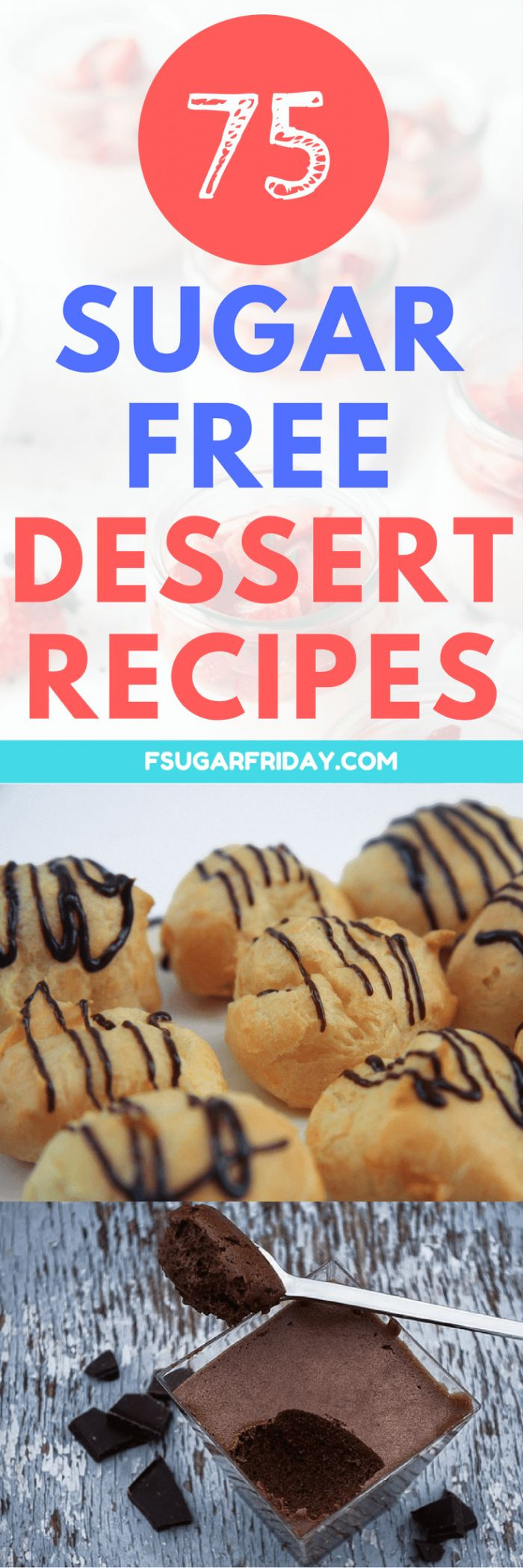 Sugar Free Desserts To Buy  These sugar free dessert recipes are AMAZING If you re