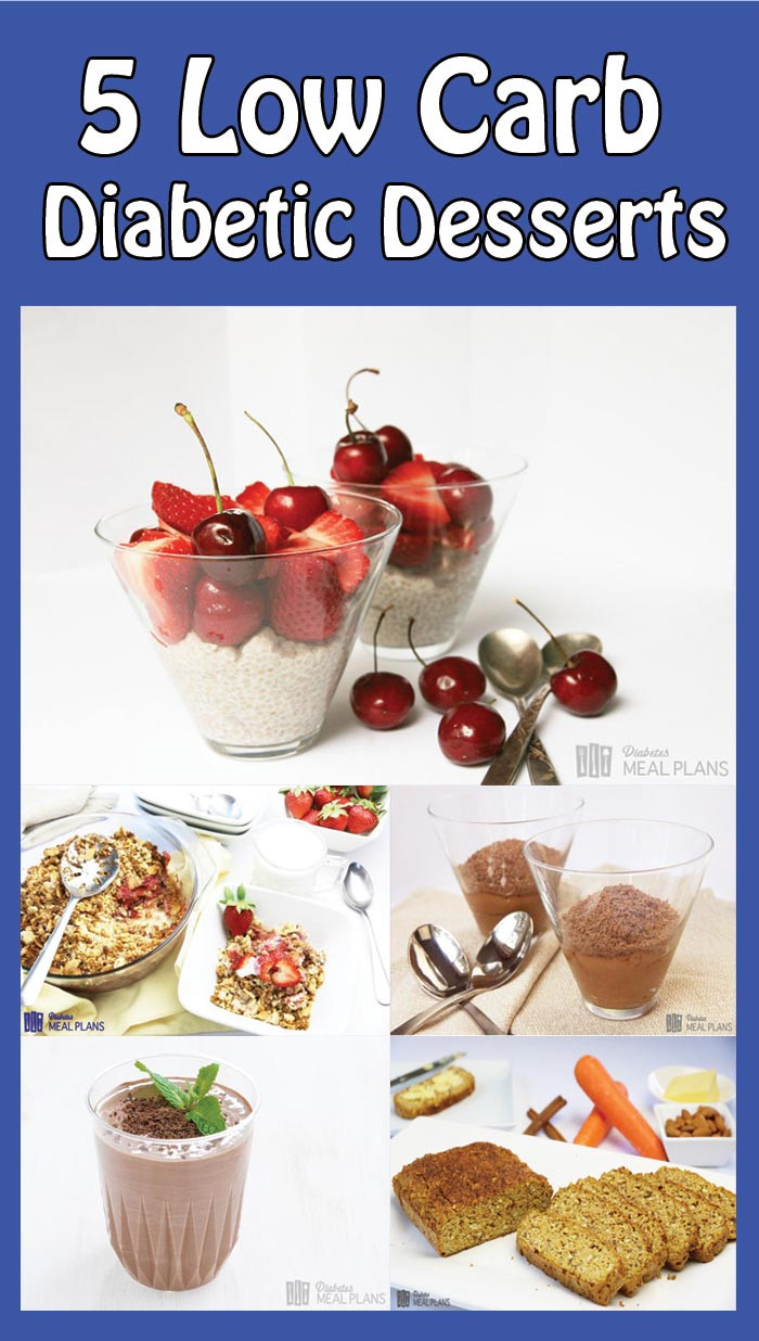 Sugar Free Desserts To Buy  5 Low Carb Easy Diabetic Desserts