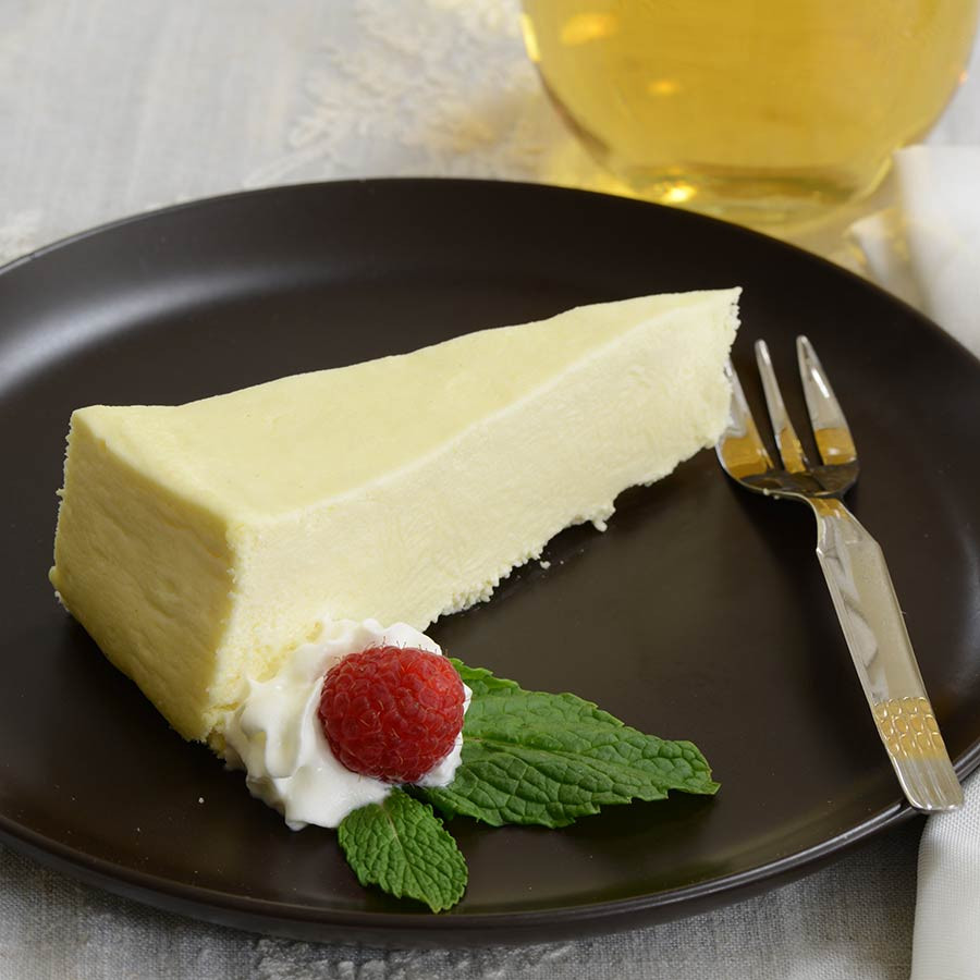 Sugar Free Desserts To Buy  Vanilla Cheesecake No Sugar Added