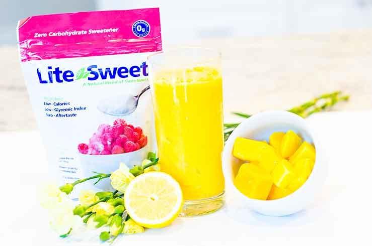 Sugar Free Smoothies  Sugar Free Smoothie Mango Bake Sugar Free