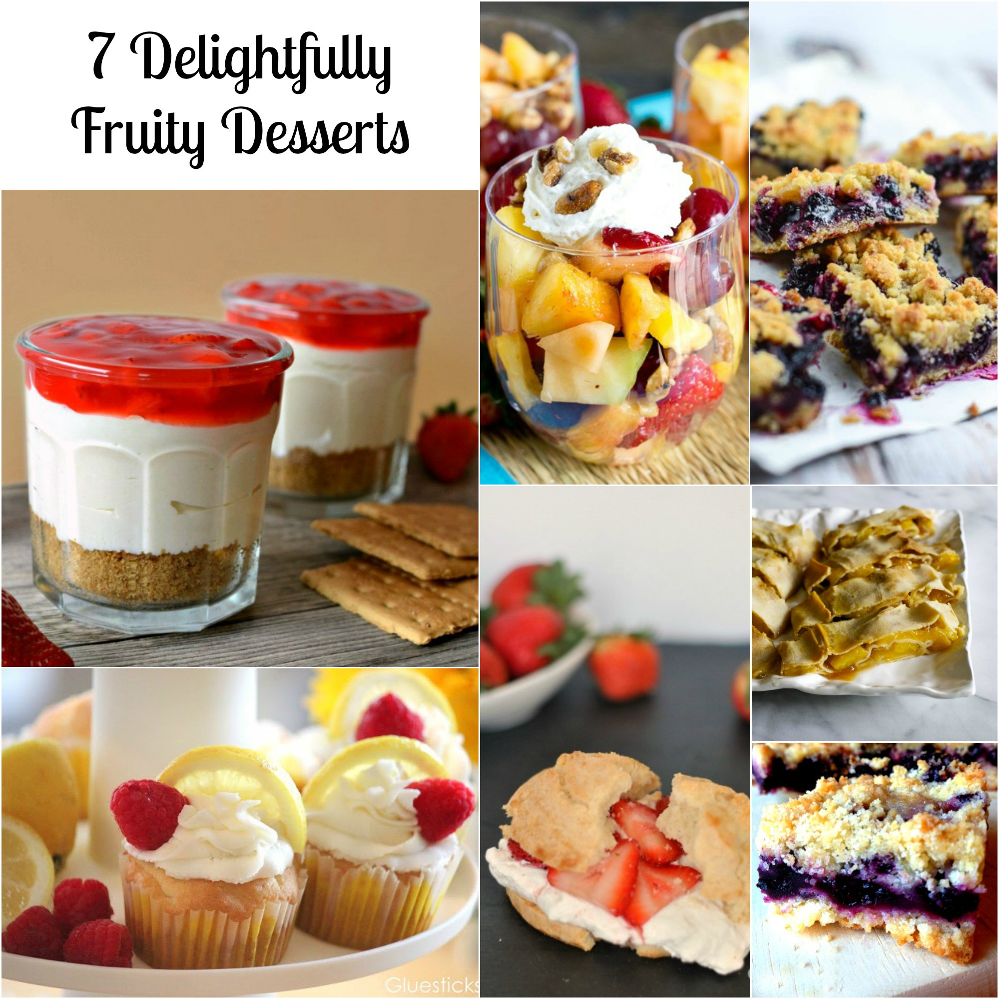 Summer Cake Recipes  7 Summer Dessert Recipes You Have to Try SoFabFood