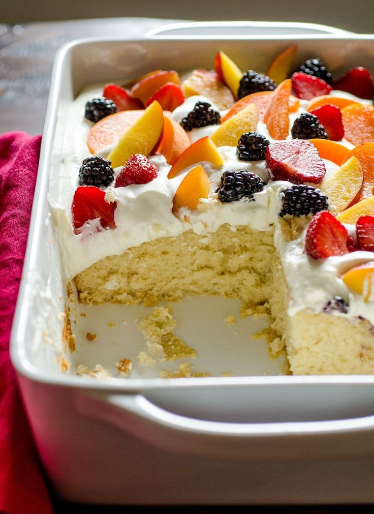 Summer Cake Recipes  Best 25 Summer cake recipes ideas on Pinterest