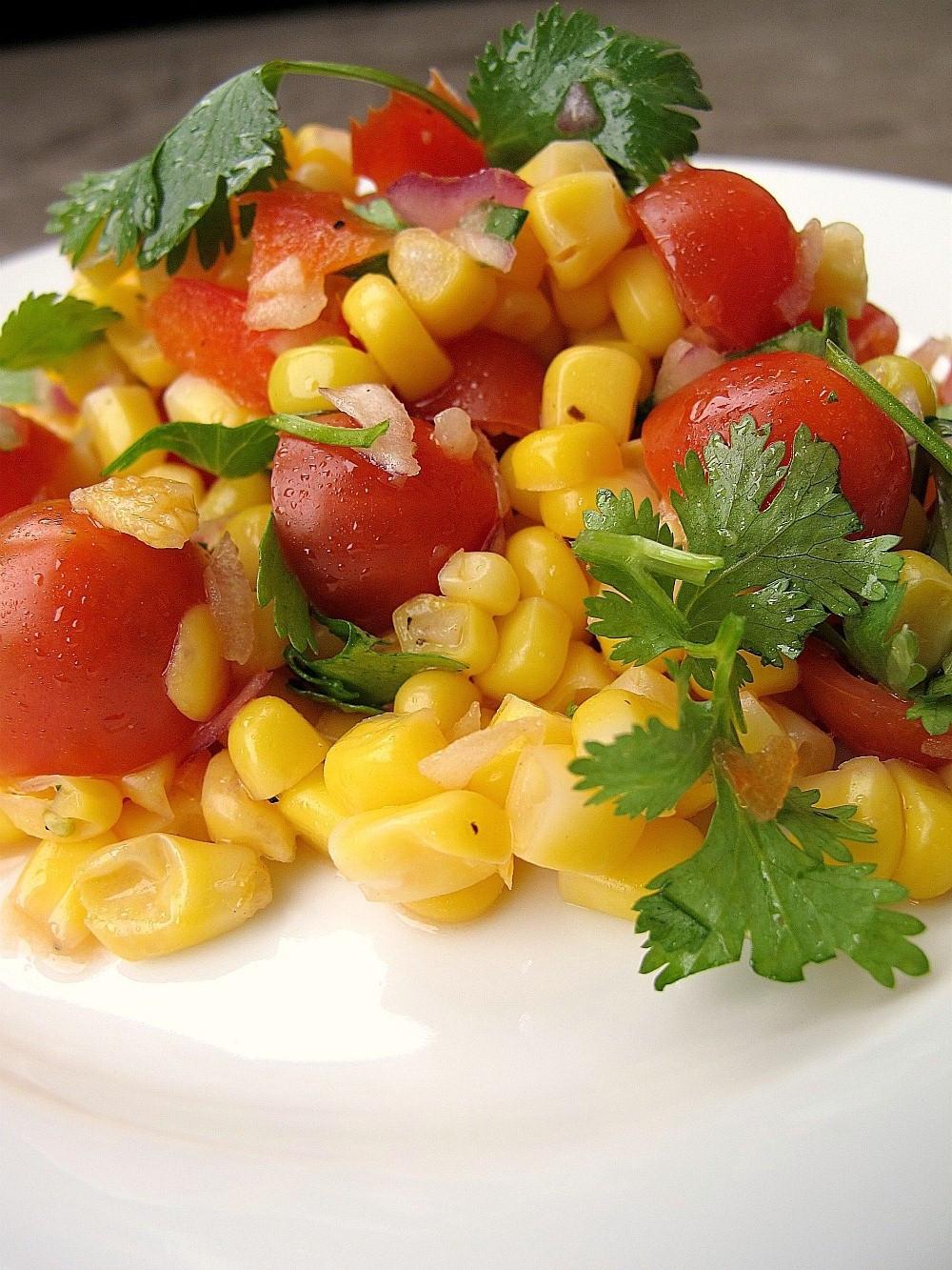 Summer Corn Salad  The Most Delicious Corn Salad Recipe