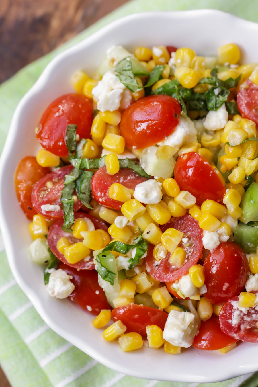 Summer Corn Salad  Summer Corn Salad recipe