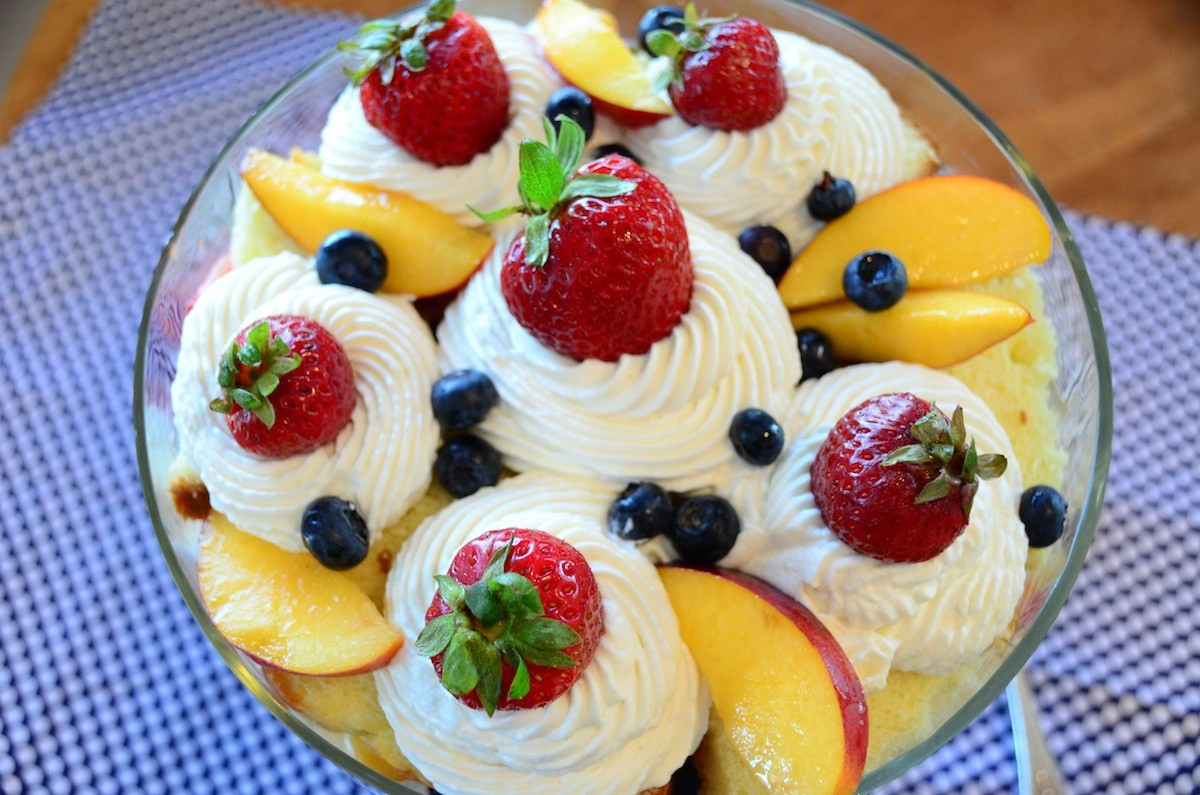 Summer Fruits Dessert  3 Best Summer Delicious Fruit Desserts