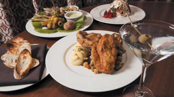Sunday Dinner Specials  New Sunday dinner specials at Chicago restaurants