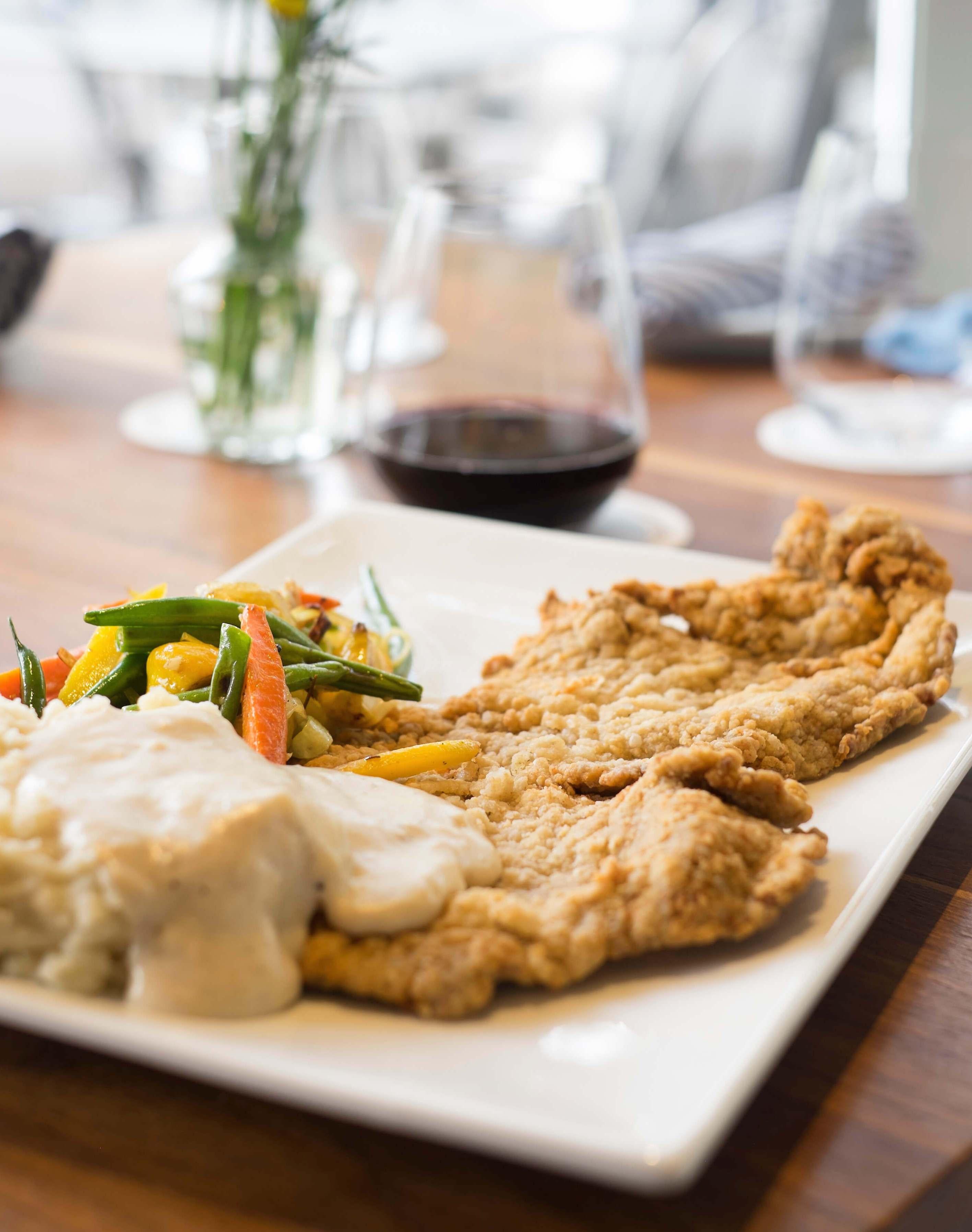 Sunday Dinner Specials  Bistro Menil