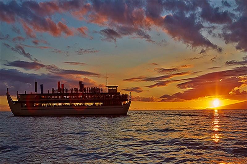 Sunset Dinner Cruise  Alii Kai Sunset Dinner Cruise Honolulu